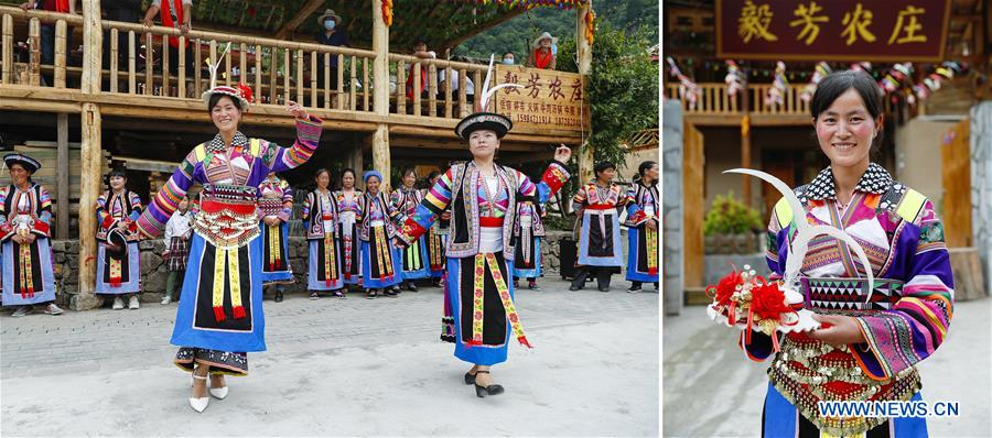 Minority ethnic groups of Sichuan make great progress on poverty alleviation