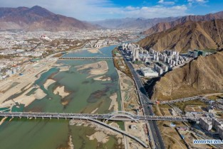 Tibet reports fast economic growth in first three quarters