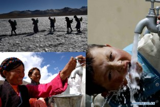 Tibet improves drinking water safety for rural residents