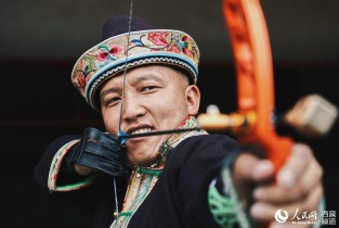 Whistling arrow in Tibet soars through history
