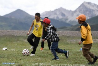 Free daycare services during summer vacation ease pressure on parents in Qinghai