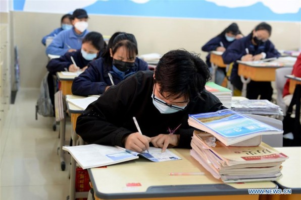 Tibetan students protected from virus due to prevention and control efforts in Hefei