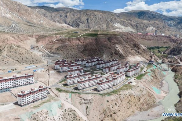 Cement brick factory offers job opportunities to residents in Tibet